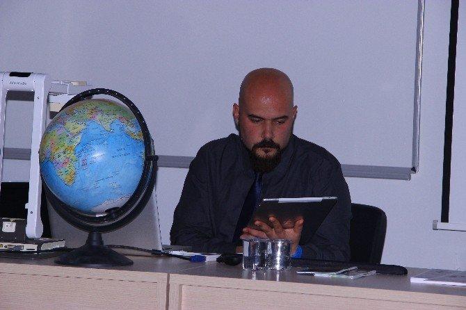 """Eskişehir'de """"Mobil Kent Rehberi"""" Uygulamasıyla İstenilen Yere Bir Tıkla Ulaşılacak"""