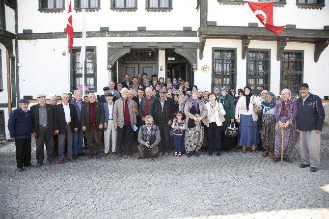 """""""Köyler Eskişehir'i Geziyor"""" Etkinliği"""