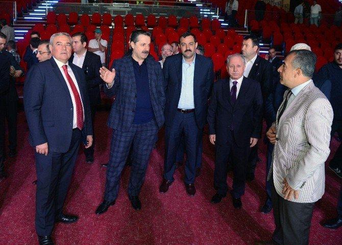 EXPO 2016 Yönetim Kurulu Açılıştan Önce Son Kez Toplandı