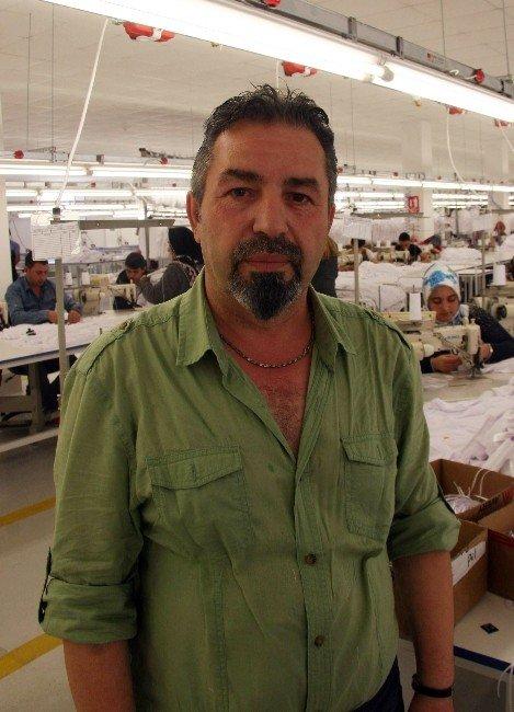 Tekstil Fabrikasına Çalışacak İşçi Bulamıyorlar