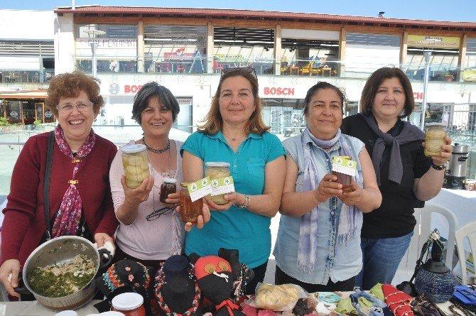 Urla'da Enginar Festival İçin Geri Sayım Başladı