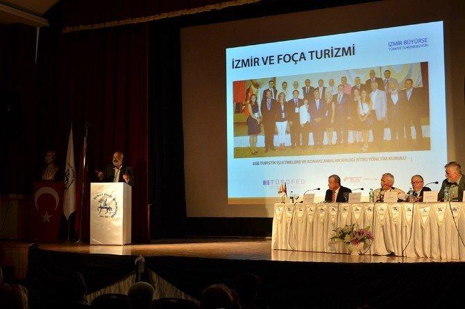 Turizmdeki Kriz, Foça'da Tartışıldı