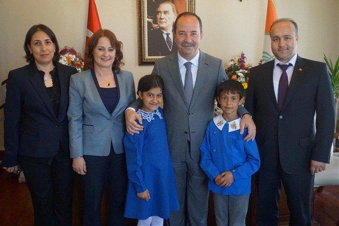 Edirne Belediyesi'nin Minik Başkanları
