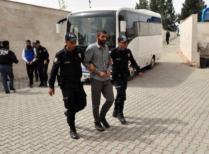Elebaşı Öcalan'ın Kuzeni Adliyeye Sevk Edildi