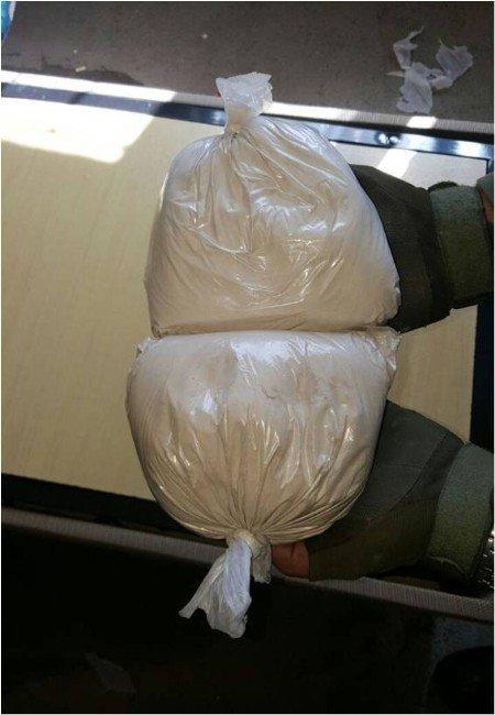Yüksekova'da 2 Kilo Eroin Ele Geçirildi