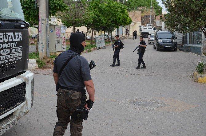 HDP Şanlıurfa İl Eş Başkanı Hatice Sürücü Gözaltına Alındı