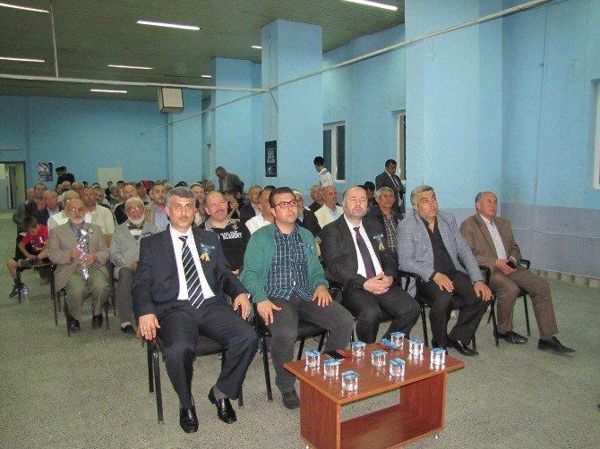 Hisarcık'ta Kutlu Doğum Haftası Etkinlikleri