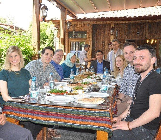 Yabancı Turistlerin Gaziantep İlgisi Artıyor