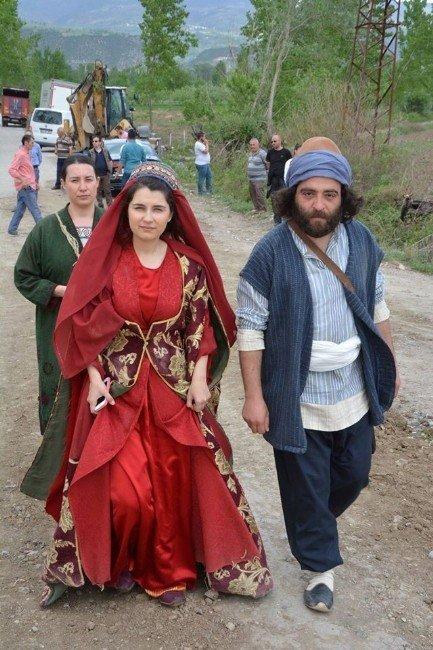 İpekyolu Kervanı Niksar'dan Geçti