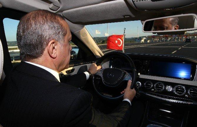 Körfez'de Tarihi Gün... Dünyanın 4.büyük Köprüsü'ne Osmangazi Köprüsü İsmi Verildi