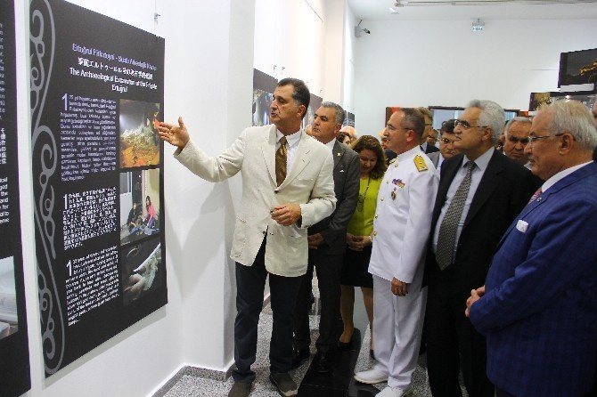 Ertuğrul Fırkateyni'nden Çıkan Eserler Mersin'de Sergileniyor