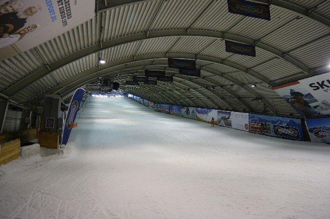 Kayak İçin Kar Beklemeye Son