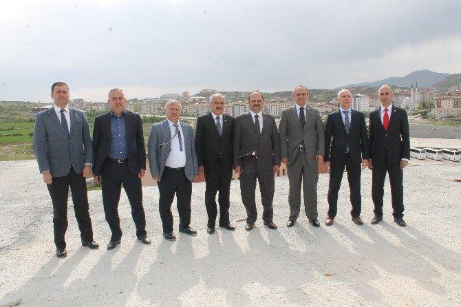 Kastamonu Üniversitesi Rektörü Tosya'ya Devrez Üniversitesi Müjdesini Verdi