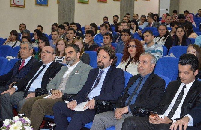 """ERÜ'de """"Turizm'de Kriz Yönetimi"""" Konulu Panel Düzenlendi"""