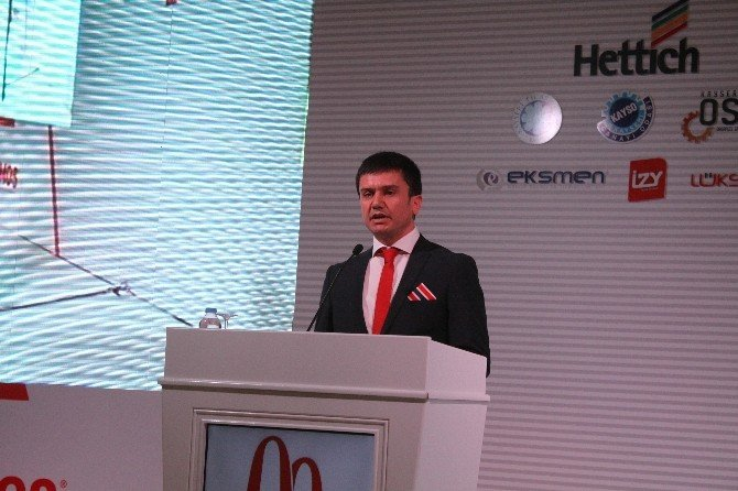 Kaymos Başkanı Yakup Deveci: