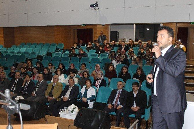488 Sağlık Personelinin Katıldığı Kbrn Farkındalık Eğitimleri Tamamlandı