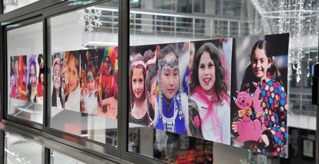 'Şenliğin Mutlu Çocukları' Konseptli Fotoğraf Sergisi