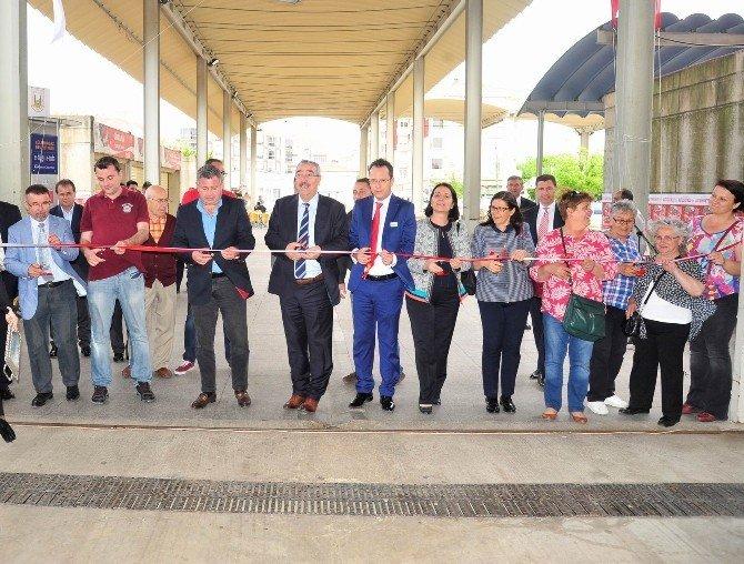 Lüleburgaz'da Autoshow Fuarı Açıldı