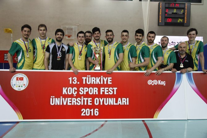 Türkiye 'Koç Spor Fest' İstanbul şampiyonları belli oldu