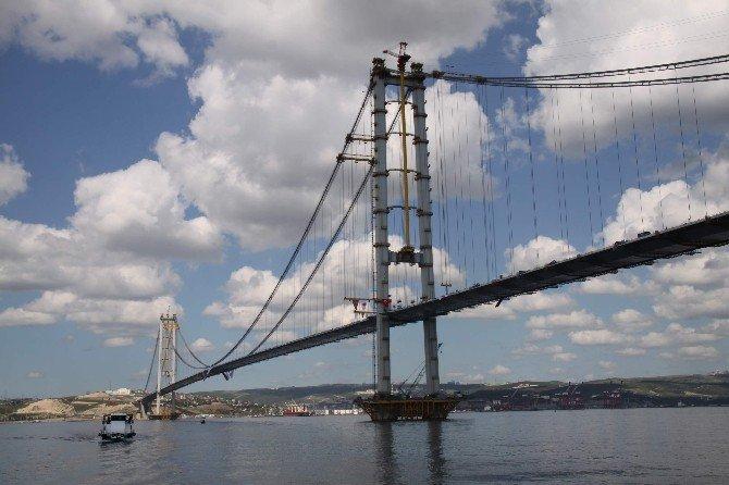 Körfez Geçiş Köprüsü Açılışa Hazır