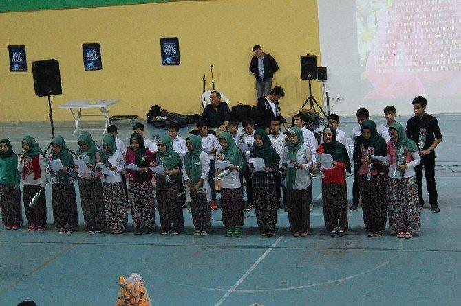 Yenipazar'da Kutlu Doğum Etkinliği