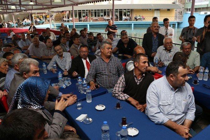 Başkan Ergün'den Muhtarlara Hizmet Müjdesi