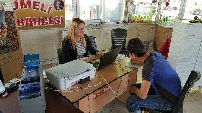 Manulaş'tan Şoför Kartı Açıklaması