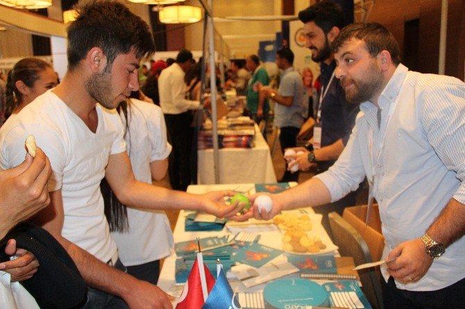 Mardin'de Üniversite Tercih Fuarı Açıldı