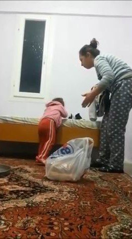 Çocuğunu Döven Özbek Anne 5 Yılla Yargılanacak
