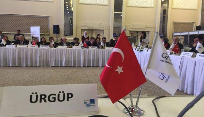 Fahri Yıldız, UCLG-MEWA'da eşbaşkanlığa seçildi