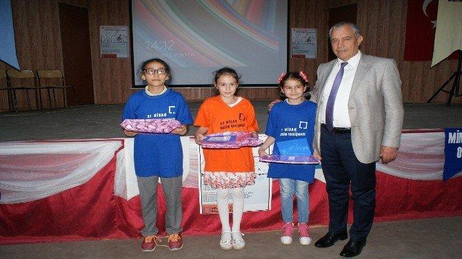 Manyas'ta Resim Yarışması