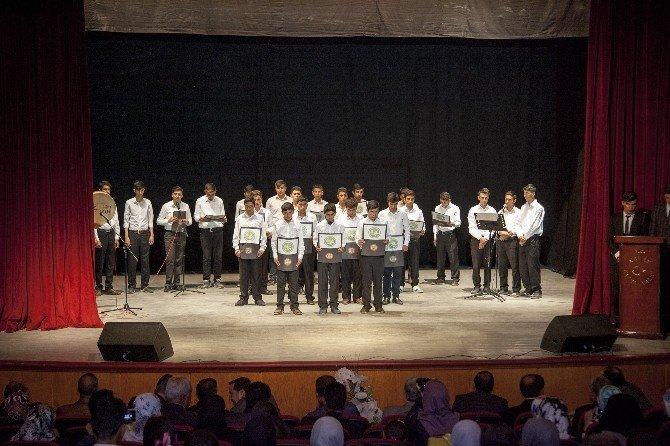 Ahlat'ta Kutlu Doğum Etkinliği
