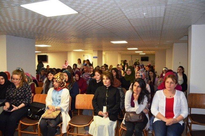 Aziziye Kaymakamı Zafer Öz Üniversite Öğrencileri İle Bir Araya Geldi