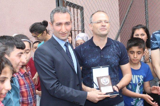 Alima Yeni Malatyaspor'dan Özel Öğrencilere Ziyaret