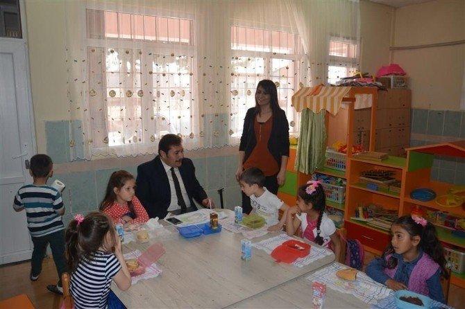 Yusuf Koç Okulları Ziyaret Etti
