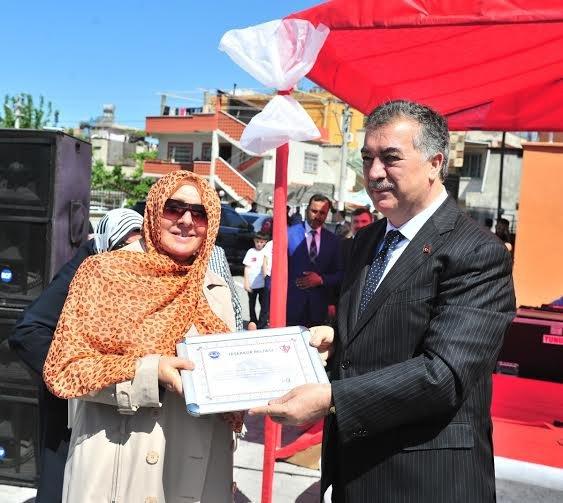 Yatılı Kur'an kursu törenle açıldı