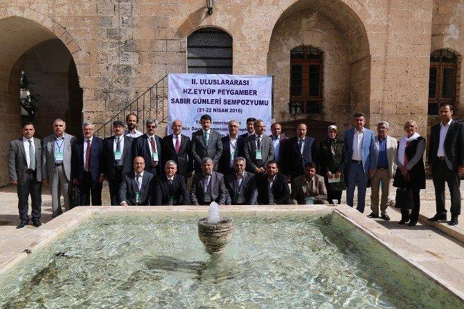 Eyyübiye Belediyesinden 2'nci Sabır Etkinlikleri
