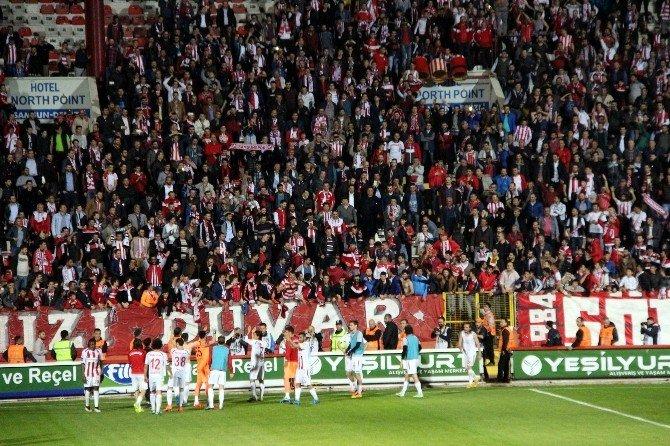 Samsunspor'un Play-off Hesabı