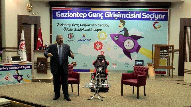 Gaziantep'te Genç Girişimciler Ödüllendirildi