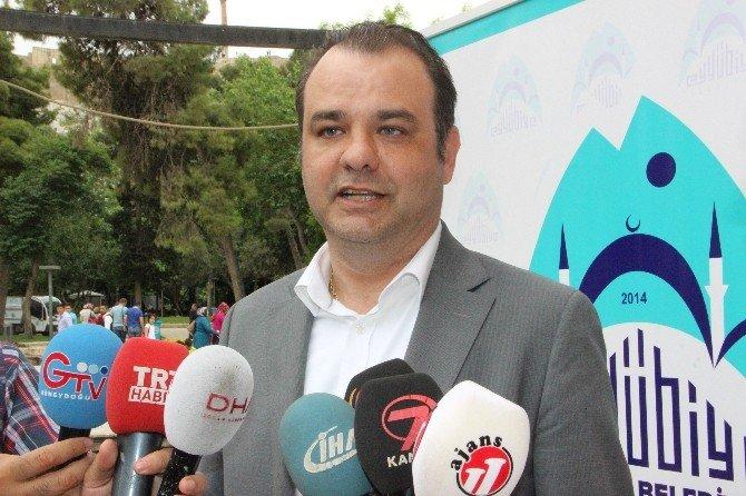 Eyyübiye Belediyesinden Şanlıurfa'nın Tanıtımına Dev Katkı