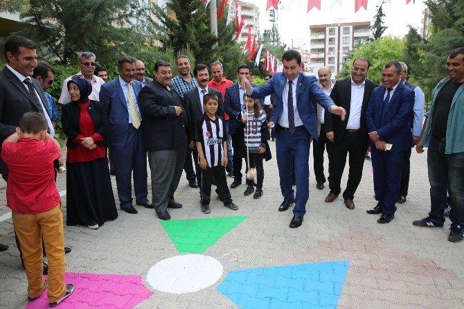 Şanlıurfa'da Artık Çocukların Bir Sokağı Var