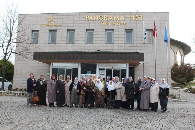 Sarıcakaya Belediyesi'in İlk Kültür Turu Tamamlandı