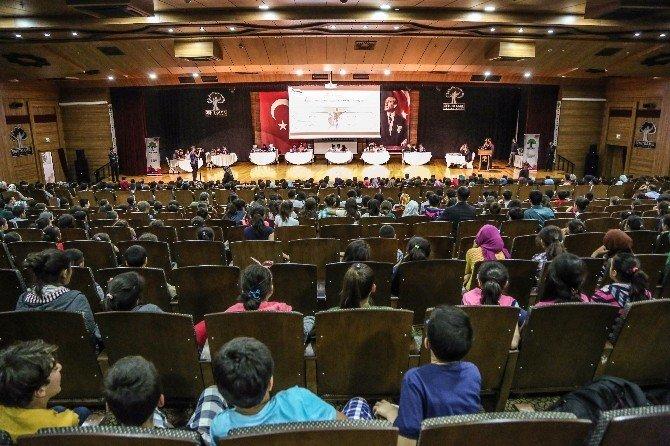 Şehitkamilli Öğrenciler Bilgi Yarışmasında Ter Döktü