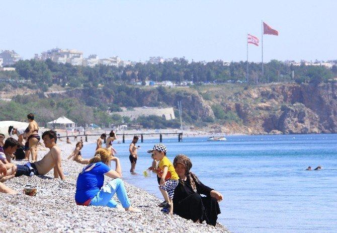 Antalya 27 Dereceyi Gördü