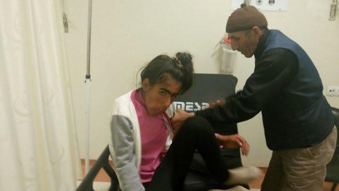 Kayıp engelli kız çocuğu ot yiyerek hayatta kaldı