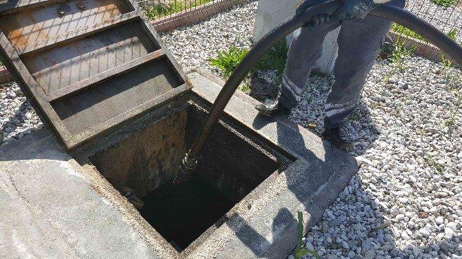 Fethiye Belediyesi Tehlikeli Atıkları Bertaraf Ettirdi