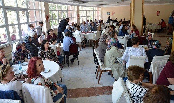 Tekirdağ'da Geleneksel Yemek Yarışması Düzenlendi