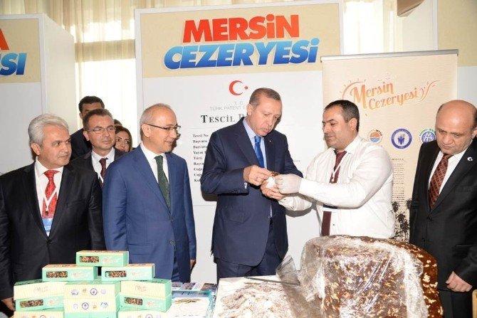Tescilli Mersin Cezeryesinin Tanıtımı Ankara'da Yapıldı