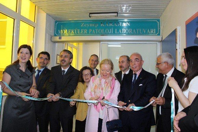Hayırsever Karahan'dan Edirne'ye Laboratuvar