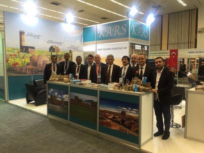 Travel EXPO Ankara Turizm Fuarı'nda Kars Belediyesi Yerini Aldı
